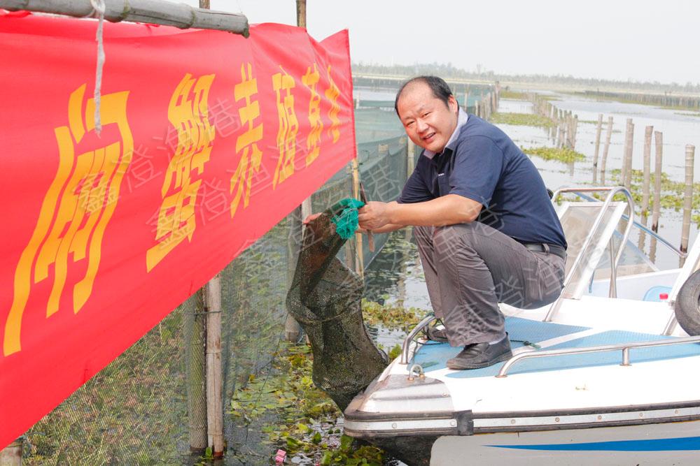 这是第1张阳澄湖大闸蟹招商加盟,招各类网店微商代理的货源图片