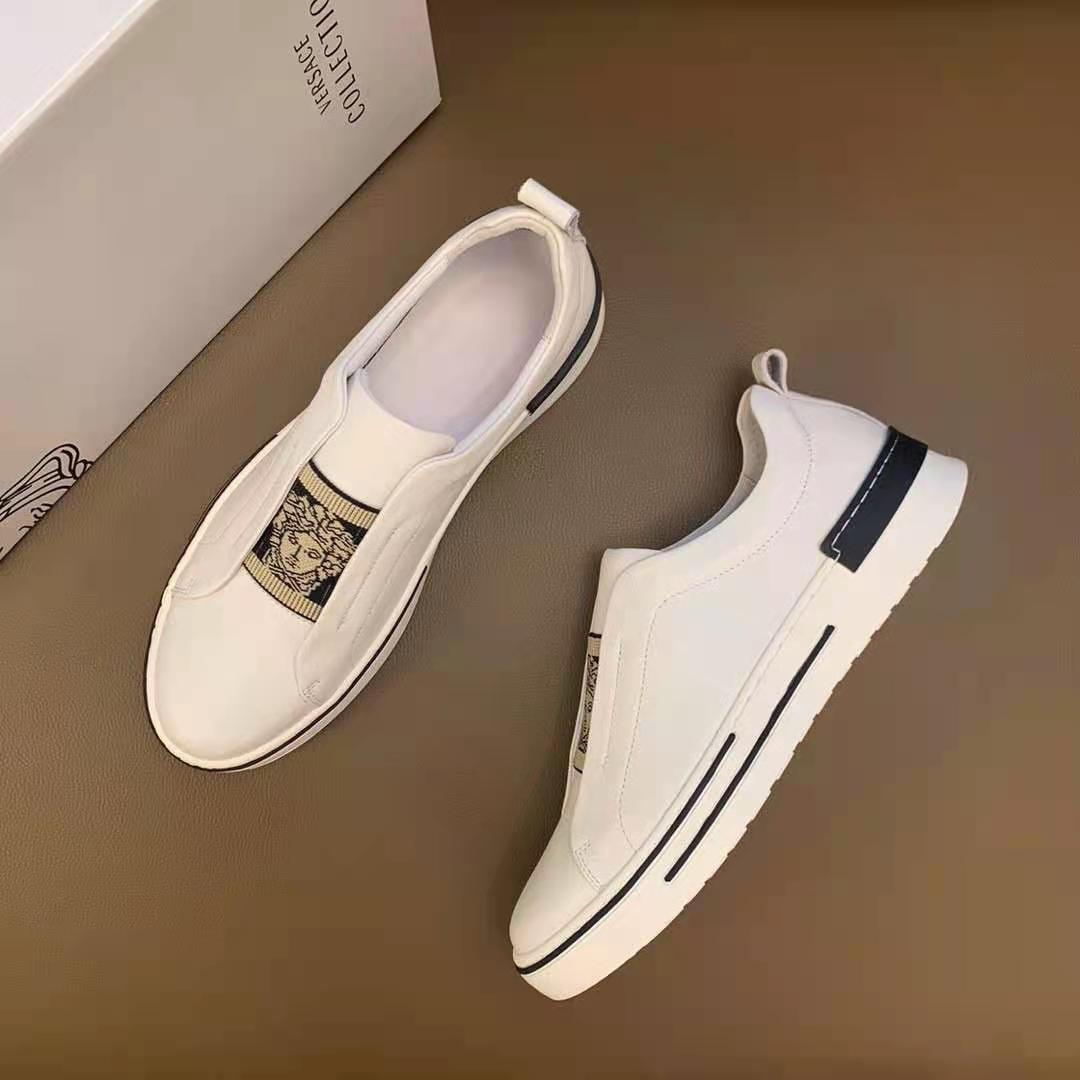 个性拼色告别单调,奢侈品鞋子货源,广州厂家代发